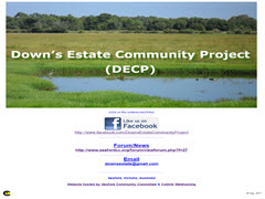 Down's Estate Community Project