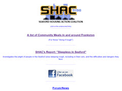 SHAC - Seaford Housing Action Coalition